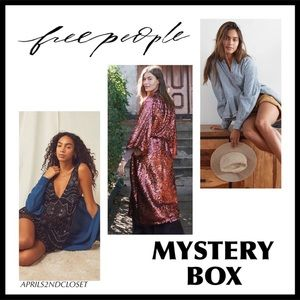 FREE PEOPLE MYSTERY BOX A2C